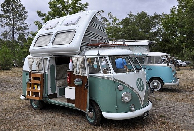 How to organize your camper van like a pro