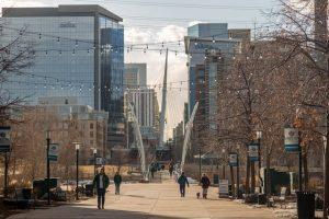 Buildings in Denver