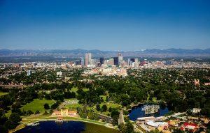 Denver panorama