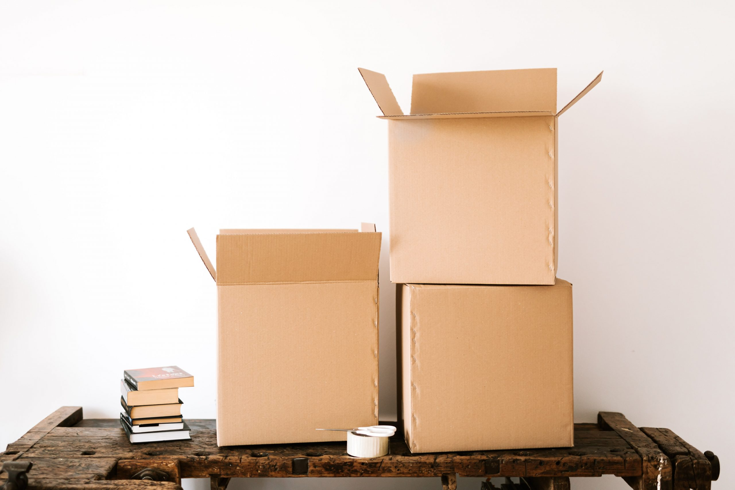What kind of moving boxes are the most eco-friendly