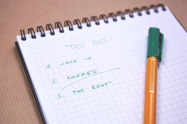 perfect moving checklist