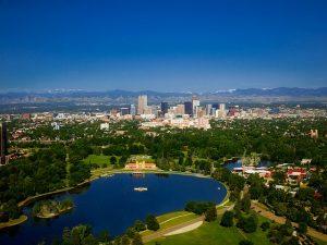 View of Denver.